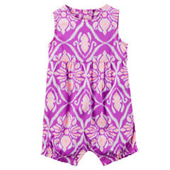 Carter's Sleeveless Romper - Baby