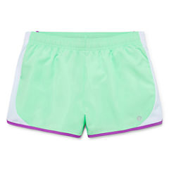 Xersion Solid Running Shorts - Big Kid Girls