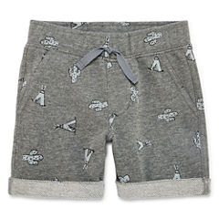 Arizona Azb Soft Short Pull-On Shorts Baby Boys