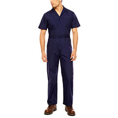 Walls® Poplin Short Sleeve Coverall