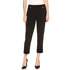 Worthington Modern Fit Suit Pants-Petites