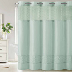 Hookless Downtown Soho Shower Curtain