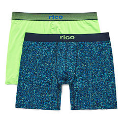 Rico 2-pk. Micro Stretch Boxer Briefs
