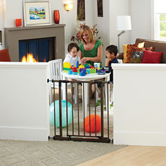 North States™ Deluxe Easy-Close Gate