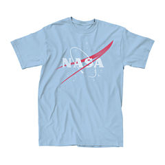 Mens NASA Logo Graphic Tee