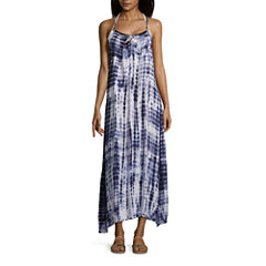 a.n.a Tie Dye Swimsuit Cover-Up Dress