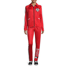 Minnie Mouse Track Suit Jacket or Track Suit Jogger Pant