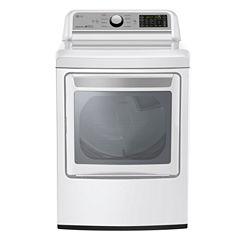 LG 7.3 Cu.Ft. Super Capacity Electric Dryer