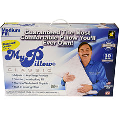As Seen On TV My Pillow Standard/Queen Size Medium Fill