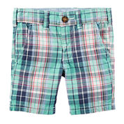 Carter's® Plaid Shorts - Preschool Boys 4-7