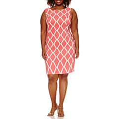Plus Size Knit Dresses for Women - JCPenney