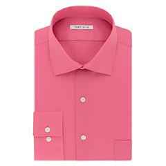 Van Heusen Flex Collar Long Sleeve Dress Shirt
