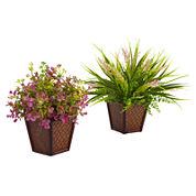 Assorted Grass Artificial Plant