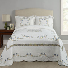 Modern Heirloom Heather Bedspread & Accessories