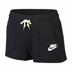 Nike Cotton Blend Pull-On Shorts