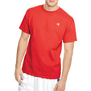 Champion Short Sleeve Crew Neck T-Shirt-Athletic