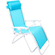 Zero Gravity Outdoor Lounge Chair