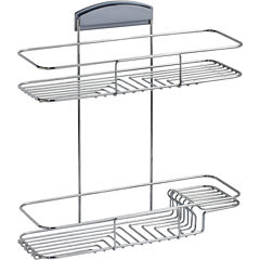 STORit Two-Tier Shower Basket