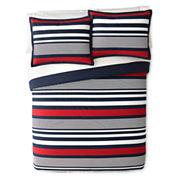IZOD® Varsity Stripe Comforter Set