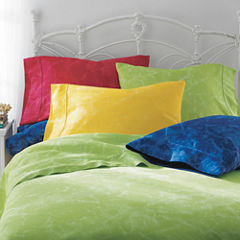 JCPenney Home™ 300tc Splash Set of 2 Pillowcases