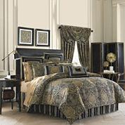 Queen Street® Valentino 4-pc. Chenille Comforter Set