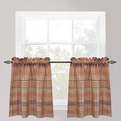Park B. Smith® Sumatra Rod-Pocket Window Tiers