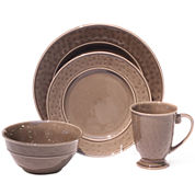 Baum Wellington 16-pc. Dinnerware Set