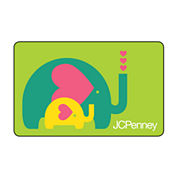 Baby Elephant Gift Card