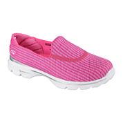 Skechers® Go Walk 3 Slip-On Womens Sneakers