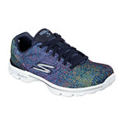 Skechers® Go Digitize Lace-Up Womens Sneakers