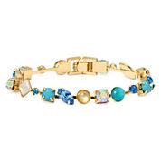 Vieste® Blue Stone Bracelet