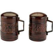 Old Dutch International® Versailles Salt and Pepper Shakers