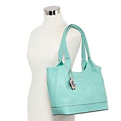 Liz Claiborne Jordan Shopper Shoulder Bag