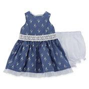 Marmellata Sleeveless A-Line Dress - Baby