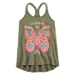 Arizona Braid Back Tank Top - Girls' 7-16