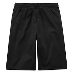 Msx By Michael Strahan Pull-On Shorts Big Kid Boys