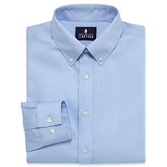 Stafford® Executive Non-Iron Cotton Oxford Shirt - Big & Tall