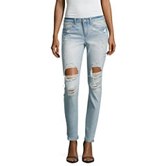 Rewash Skinny Jeans-Juniors
