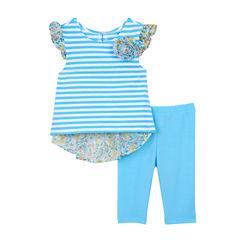 Marmellata 2-pc. Legging Set-Baby Girls