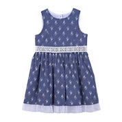Marmellata Sleeveless A-Line Dress - Preschool