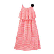 OshKosh B'gosh® Sleeveless Stripe Cotton Dress - Preschool Girls 4-6x