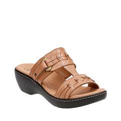 Clarks Delana Macrae Womens Sandal