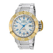 Invicta® Subaqua Mens Two-Tone Stainless Steel Bracelet Watch
