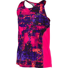New Balance Tank Top - Big Kid Girls