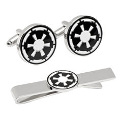 Star Wars™ Imperial Empire Tie Bar & Cuff Links Gift Set