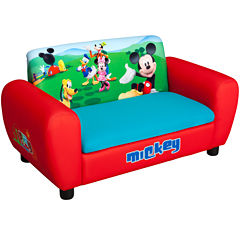 Delta Children's Products™ Disney Mickey Mouse Upholstered Sofa