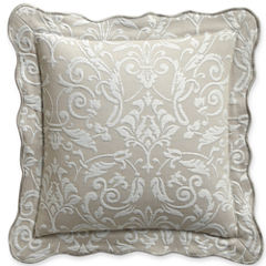 Royal Velvet® Coralie Square Decorative Pillow
