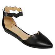 CL by Laundry Womens Ballet Flats