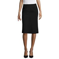 Worthington Flared Skirt