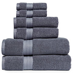 Royal Velvet® Premium Cotton 6-pc. Bath Towel Set